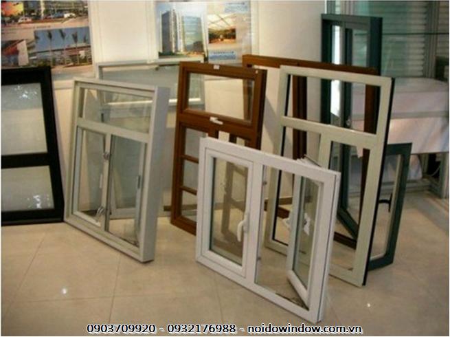 Hoàn tất quy trình sản xuất cửa nhựa lõi thép, sản phẩm được bảo quản và vận chuyển đến công trình